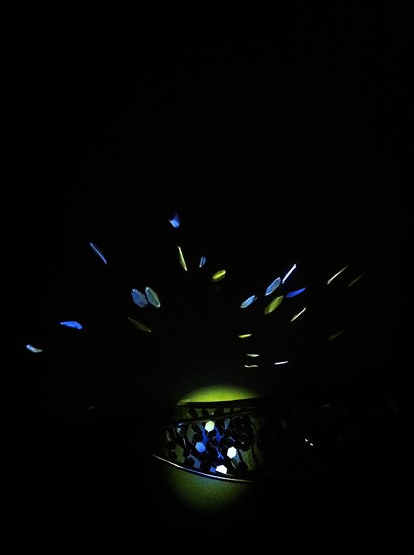 Ultraviolet by Anita Ackermann   Installation view   © Steve Bergmann