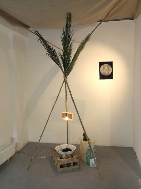 Point of No Return, by Marco Montiel-Soto and Cristina Moreno García